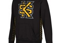 Kennesaw State University / Kennesaw State Go OWLS! Show off your school pride in our comfortable sweaters and shirts for men and women! Got spirit? See more at www.sportswearunlimited.com