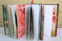 Visual Journals & Collages - Eye Candy / by Sheila Soule'