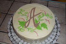 Saját készítésű sütemények / Házi készítésű sütemények