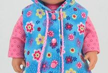 šití pro panenky