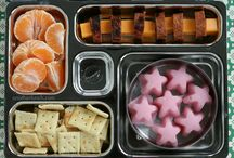 Kids Lunch Box Ideas & Tips / Here you will find lunchbox tips & ideas.... from one mama looking for inspiration to all the others who are too!! P.S. You will also find just general kid-friendly lunch ideas too!