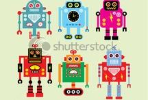 Robots / by Jennifer Nolan