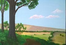 Malkurse Acrylmalerei Techniken Acrylfarben Malen lernen / Acrylmalerei ist nicht schwer. In meinen zum Teil kostenlosen Online-Malkursen zeige ich Euch Schritt für Schritt wie einfach auch Ihr ein schönes Bild mit Acrylfarbe malen könnt. Probiert es aus und folgt mir!