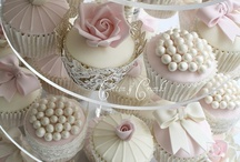 Wedding cakes / Cakes and cupcakes for wedding