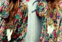 Boho,  Gypsy,  Hippie