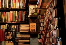I love books. My wish is to have 5 hours a day to read, study and contemplate. A girl can dream.