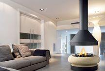 Ouvert ou fermé, choisissez votre foyer au gaz / Belles cheminées au gaz