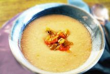 soups, stews & chili's