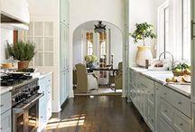 galley kitchens