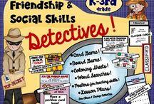 social skills/friendships