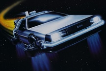 Back to the Future / by David Carless