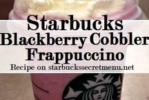 Starbs Drinks / Barista adventures