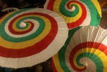 Making a kaylee parasole
