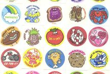 4th Grade Sticker Book