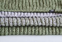 knit muffler