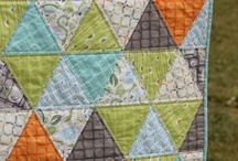 Ryver quilt / Ideas for the quilt