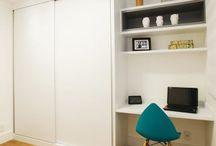 armarios de quarto pequeno