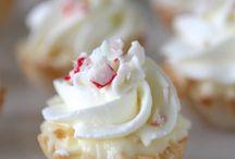 peppermint white choc cheesecake