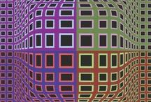 Quando l'occhio inganna. L'arte al confine tra realtà e illusione di movimento / Vi proponiamo alcune illusione ottiche che vi manderanno in tilt! L'arte che incanta e... diverte.
