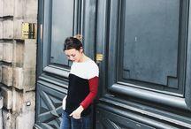 Le Pull Francais par nos blogueuses mode