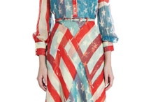 The quest for a stars and stripes dress / by Heidi Raschke