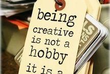 Create! / by Kathryn Arnett