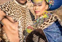 Zulu traditional