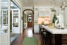 Kitchen Style / Kitchen Inspiration  / by Boatman Geller