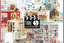 Craft Room / by Deb Taylor Widman