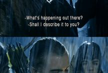 Lord of the Rings & The Hobbit / Pics from Lord of the Rings and The Hobbit