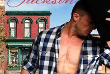 Rori and Jackson: The Sons of Dusty Walker / Book 6 in The Sons of Dusty Walker Series, Book 2 in the Jackson and Rori saga. / by Randi Alexander