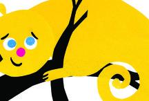 Childrenbook_illustration / Children books illustrations, books, writing