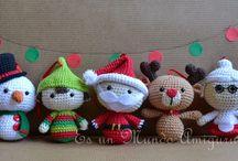 Amigurumi Navidad