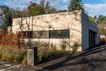 BEN-woning in Brasschaat / Deze Bijna Energie Neutrale woning in houtskeletbouw werd sleutel op de deur gerealiseerd door Arkana.