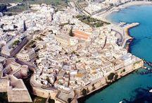 De bike pela Puglia / Roteiro de bike pela Puglia, e um pouco dos lugares visitados. Para conferir todos os detalhes do roteiro, acesse o link: http://bit.ly/1IEnsI8