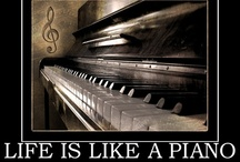 All things piano and music