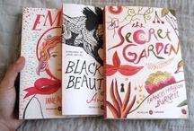 Flotte bogdesigns / Smukke og inspirerende bogforsider og bogdesigns. Inspiration til forfattere, grafikere, layoutere og andre boginteresserede.