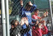 Σε απεργία πείνας οι πρόσφυγες στο Σχιστό.