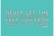 baseball quoets