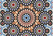 Tegels en patronen