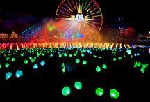 Disney California Adventure Park at Disneyland Resort / This board is all about Disney California Adventure Park - the second park at Disneyland.   #Disneyland #DisneyCaliforniaAdventure #CaliforniaAdventure #DCA