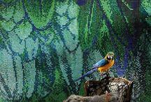 mosaique décorative