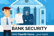 Bank Security Background Check Services in India / Fourth Force helps the bank to identify the fake claims to avoid unsecure transactions by performing bank security background check services throughout India