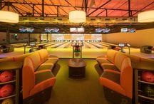 "Licht voor bowlingcentra / Totaal lichtconcept ""LEDS GO BOWLING"" voor bowlingcentra"