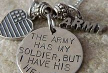 Keep calm and love your army man