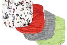 Clothing & Accessories - Bibs & Burp Cloths