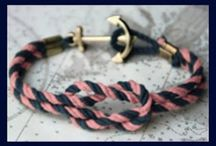 DIY bracelets / by Kimberly Farnsworth