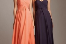 Dresses/bridesmaids dresses