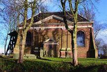 Groninger kerken en orgels