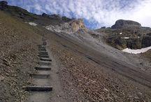 Alpine paths